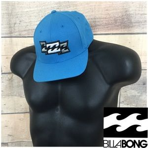 BILLABONG Logo Surf Hat Flex Fit Display Model